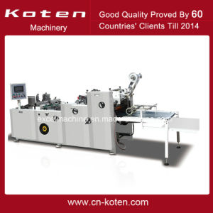 Carton Box Window Patching Machine Tc-650 pictures & photos