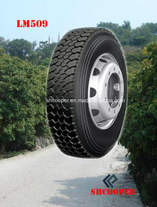 Drive Position Closed Shoulder on Road Service Tyre (LM509) pictures & photos
