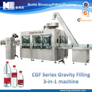 Pure/Mineral Bottle Water Filling Machine with 2015 New Tech (CGF) pictures & photos