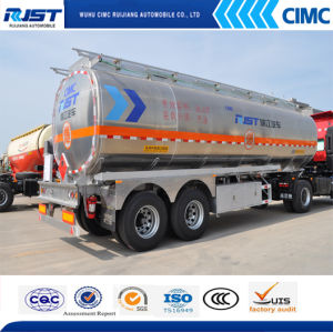 2 Axle Aluminium Alloy Tank/Oil Tank pictures & photos