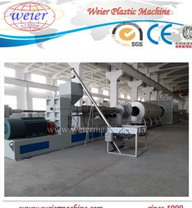 Sj90/30 90-400mm HDPE Insulating Pipe Production Line pictures & photos