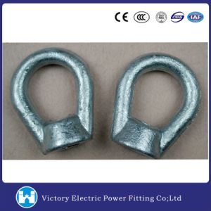 High Quality Stainless Steel Eye Nut for Line Hardware pictures & photos
