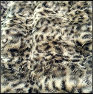 100% Polyester Long Plush Fabrics for Garment /Shoes and Toys pictures & photos