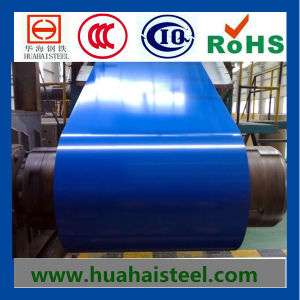 CGCC Cgch Color Coated Galvanized Steel Sheet in Coil pictures & photos