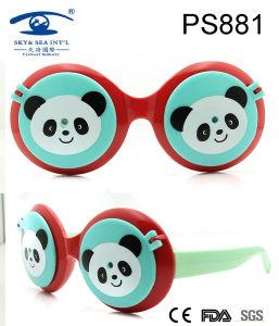Panda Double-Deck Children Sunglasses, Kids Sunglasses, Soft Sunglasses pictures & photos