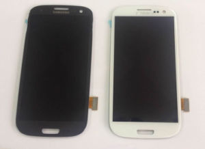 Mobile/Cell Phone LCD Screen for Samsung S3 I9300 LCD Screen pictures & photos