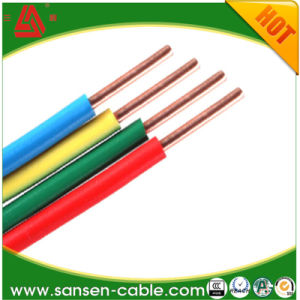 Chinese Factory Direct Sale BV Single Wire Aluminum Conductor Power Cable pictures & photos