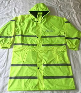 OEM Reflective Warning Safety Jacket pictures & photos