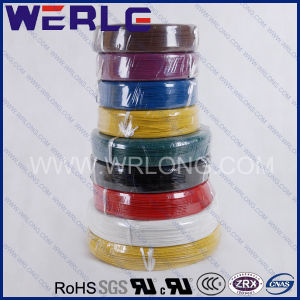 1.5mm2 Copper Stranded Teflon Insulated Wire pictures & photos