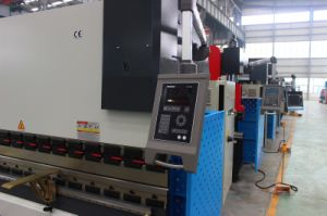 Da52s MB8 Hydraulic Press Brake with Ce pictures & photos