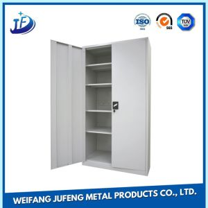 Customized Galvanized Plate Sheet Metal Stamping Cabinets for Chassis Accessories pictures & photos