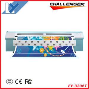 3.2m Infiniti Challenger Digital Plotter (FY-3206T 3.2m, 1440dpi, 6PCS 510/35pl heads sk4 ink) pictures & photos