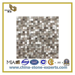Natural Stone Granite Marble Mosaic Tiles for Decoration (YQC) pictures & photos