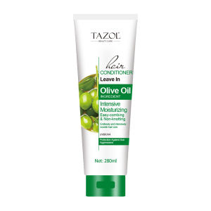 Tazol Olive Oil Nourish&Anti-Frizz Leave in Hair Conditioner pictures & photos