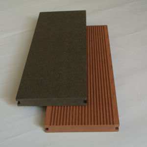 Outdoor WPC Composite Decking (120*19) pictures & photos