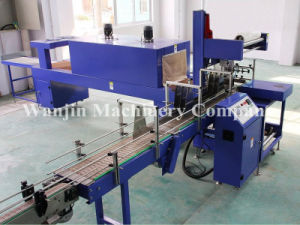 Automatic L Type Plastic Bottle Shrink Packing Machine pictures & photos