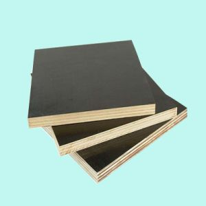 Marineplex Brown Film Faced Shuttering Plywood in Construction 18mm pictures & photos