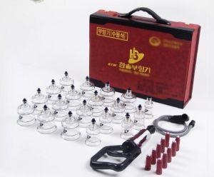 Korean Style Cupping Kit 19 Cups / Kit pictures & photos