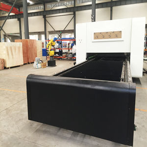 500W Fiber Laser Cutting and Pipe Slotting Machine pictures & photos