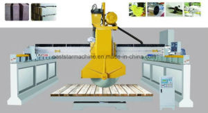 Infrared Bridge Cutting Stone Machine Pillared PLC-1200 pictures & photos