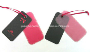 Fashionable Clothing Garment Paper Swing Tags (ST-01) pictures & photos