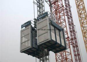 Rack and Pinion Elevator (SC270/270GD) pictures & photos