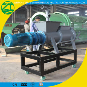 China Screw Press Professional Pig/Chicken/Duck/Cow/Livestock Solid Liquid Separator pictures & photos