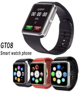 Watch Phone Bluetooth Smart Watch Camera Watch Wristwatch with Camera, SIM Card pictures & photos