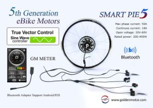 CE Approved Smartpie Electric Bicycle Hub Motor Kit 200W 300W 400W pictures & photos