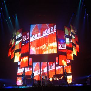P6 Indoor LED Display Screen for Stage pictures & photos