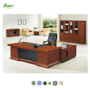 MDF Classic High Quality Office Desk pictures & photos