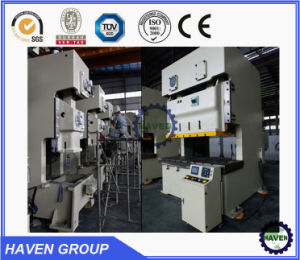 J21 Series General Open Back Fixed Bed Press Machine pictures & photos