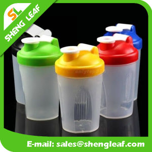 Transparent Small Children Bottle with Strap (SLF-WB041) pictures & photos