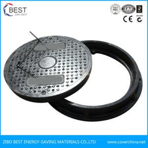 C250 En124 SMC Round 500X50mm Composite SMC Manhole Cover pictures & photos