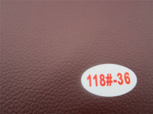 Wholesale Blended PVC Furniture Leather for Living Room, Casino, Resort pictures & photos