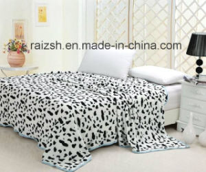 New Products Soft Coral Blanket with Printings