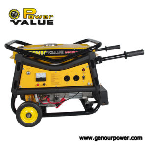Factory Price China 4kw 4kVA Gasoline Fuel Oil Generator for Household pictures & photos