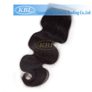 Silk Lace Closure Brazilian Closure Accessories pictures & photos