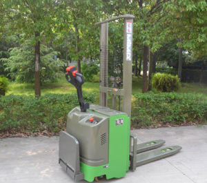 Mima Battery Stand on 2000kg Pallet Stacker with Competitive Price pictures & photos
