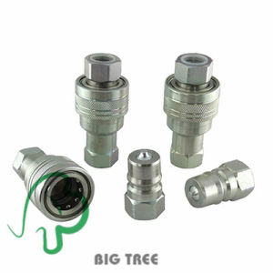 S8 Auto Parts High Pressure Hydraulic Quick Connector pictures & photos