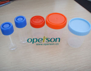Disposable Plastic Urine Cup with Various Sizes pictures & photos