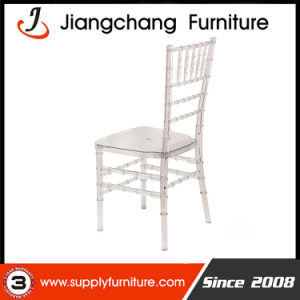 Factory Transparant Resin Chiavari Chair