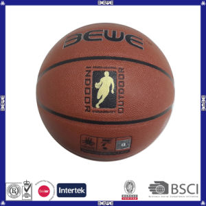 Wholesale Laminated PU Material Match Basketball pictures & photos