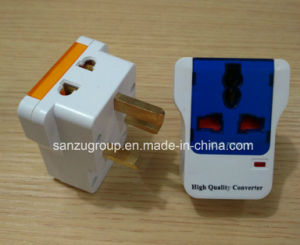 Colorful Design UK 13A Power Adaptor with Neon pictures & photos