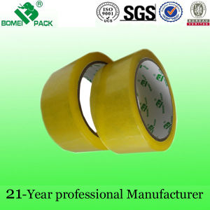 Water Based Acrylic Clear Packing Tape (KD-0333) pictures & photos