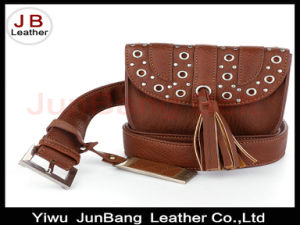 Genuine Leather Travel Money Belt pictures & photos