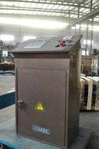 Electric Steam Boiler Size of Ldr0.2-0.7 pictures & photos