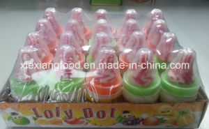 Loly DOT Feeder Shape Hard Candy for Kids pictures & photos