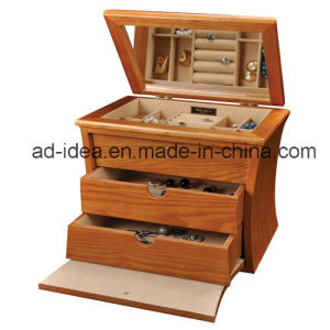 Three Layers Exhibition Cabinet for Jewelry Display pictures & photos