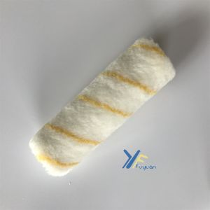 """Fy 7"""" 100% Acrylic Yellow Stripe Roller pictures & photos"""